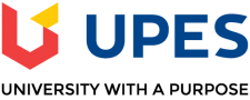 UPES Logo (University With A Purpose)